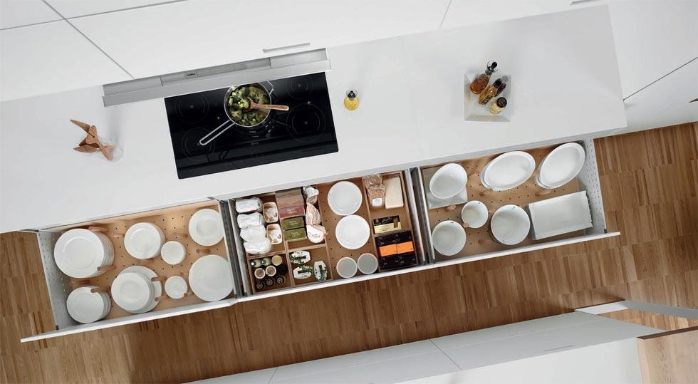 muebles para cocinas de diseño