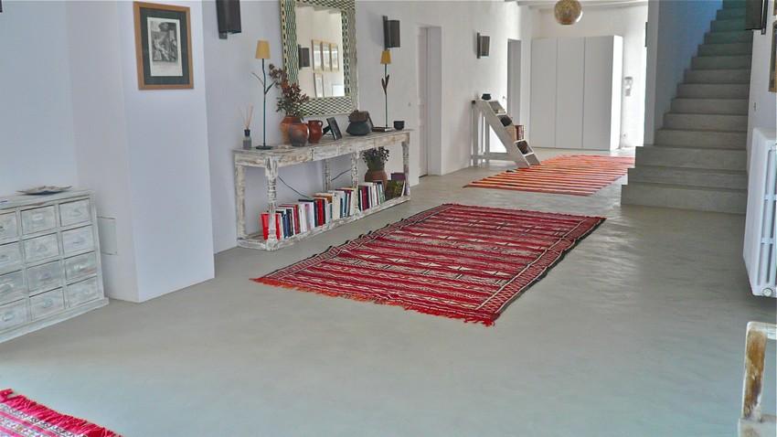 Suelo hormigon pulido elegant suelo cemento pulido with - Suelo de cemento pulido precio ...
