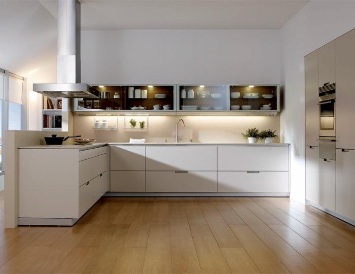 Minos l arena cocinas santos kluni cocinas - Paneles para cocinas ...