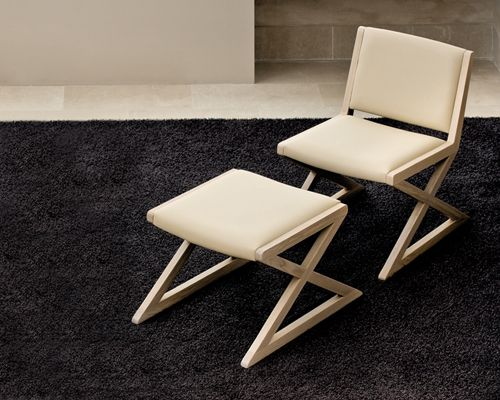 x chair wood ambientata 1 - X Chair Wood
